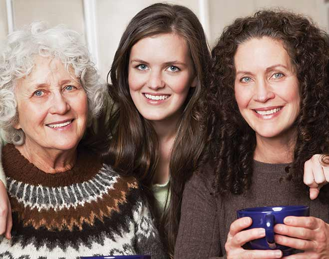 community-family-three-women/