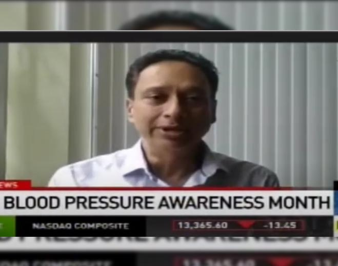 dr-brian-moraes-interviewed-for-high-blood-pressure-awareness-month-on-cbs-12/