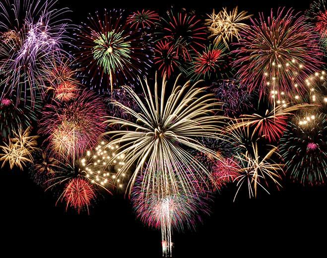 fireworks/